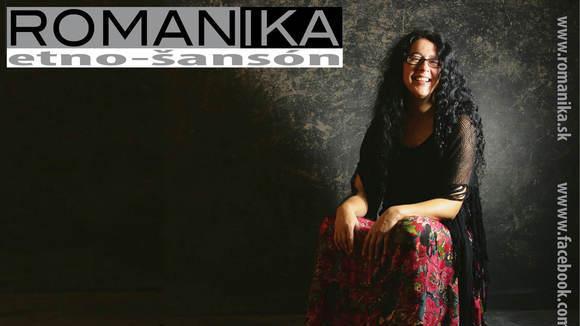 ROMANIKA - Worldmusic Folk Singer/Songwriter Chanson ETHNIC Live Act in Trnava