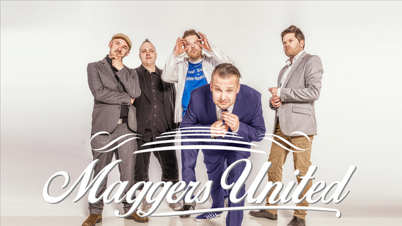 Maggers United - Deutsche Texte Deutschrock Punk Rock Unplugged Live Act in Hamburg
