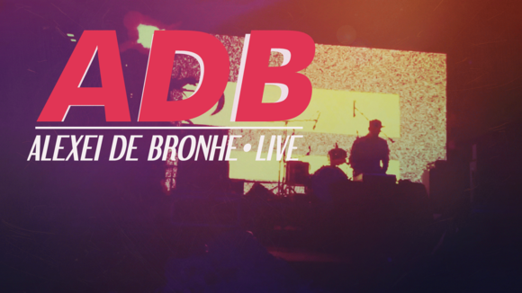 Alexei De Bronhe - Techno Bass Music Electro Electronic Music Live Act in Minsk