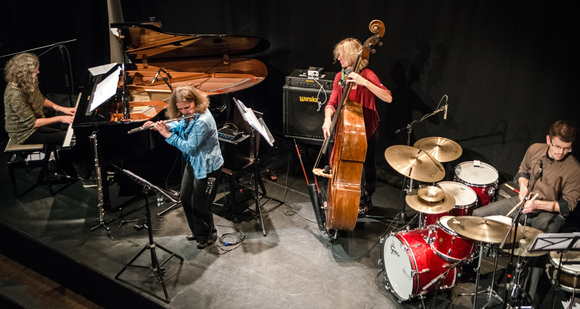 Playground - Jazz Modern Jazz ECM Live Act in Weggis