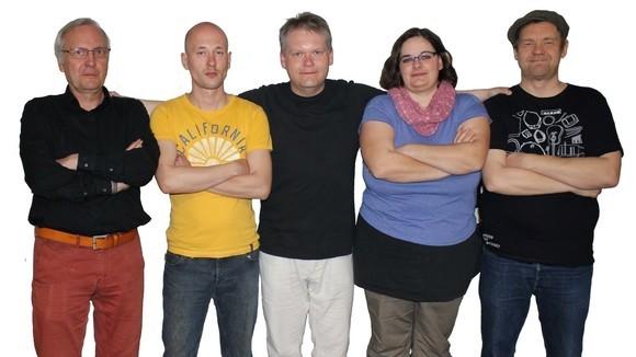 SEIDELBAST & Band - Singer/Songwriter Live Act in Berlin