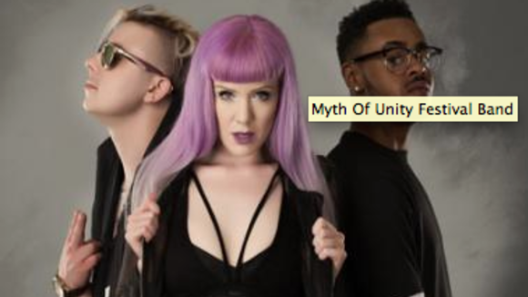 Myth of Unity - Pop Live Act in Blackpool