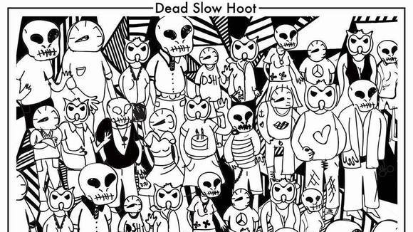 Dead Slow Hoot - Alternative Alternative Experimental Rock Indie Live Act in Sheffield
