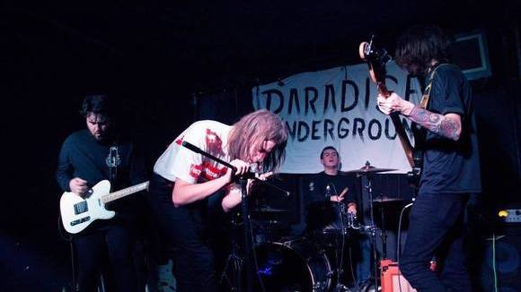 Paradise Underground  - Indie Punk Rock Melodic Live Act in London