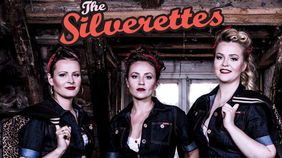 The Silverettes - Rockabilly Live Act in Bielefeld