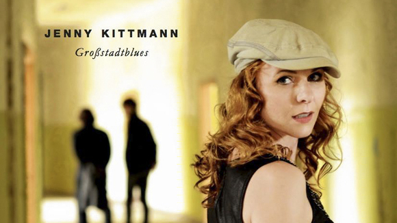 Jenny Kittmann - Chanson Live Act in Berlin