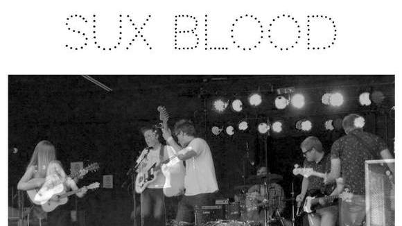 SUX BLOOD - Garage Rock Indie Live Act in LEEDS