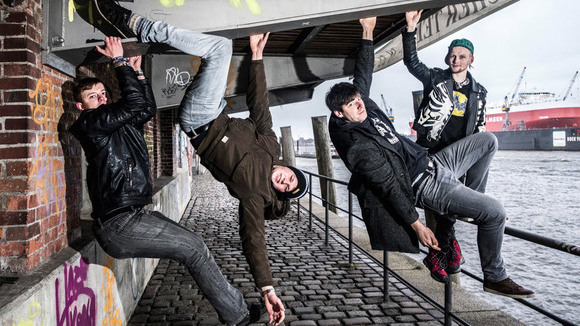 Die Anderen - Rock Punk Live Act in Glückstadt