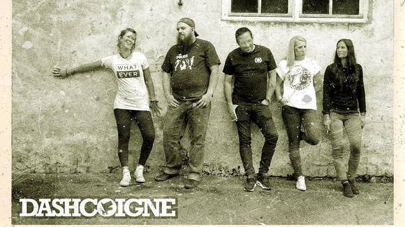 Dashcoigne  - Punkrock Punk Live Act in Oettingen