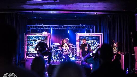 RESCUE RAPUNZEL - Metalcore Metal Heavy Metal Progressive Metal Melodic Metalcore Live Act in Bad Homburg