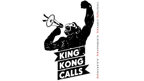 King Kong Calls - Heavy Blues Heavy Rock Blues Rock Rock Stoner Rock Live Act in Berlin