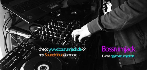 Bossrumjack - Techno Techhouse Minimal Techno Techno Deep DJ in Berg