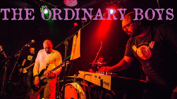 THE ORDINARY BOYS - Punkrock Live Act in Berlin