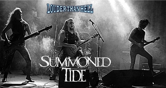 Summoned Tide - Heavy Metal Metal Rock Progressive Metal Power Metal Live Act in Robertsfors