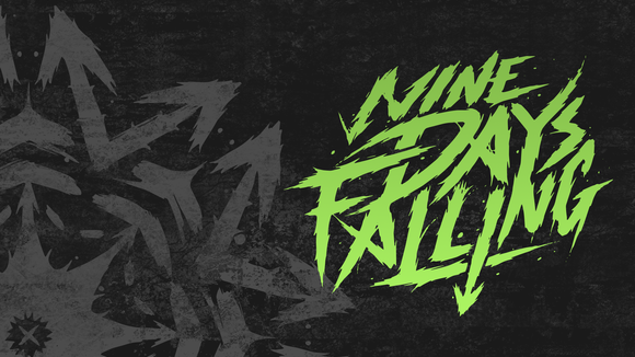 Nine Days Falling - Metal Nu Metal Metalcore Alternative Metal Post-Grunge Live Act in Landsberg