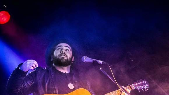 Brad Dear - Folk Folk Rock Folk-Punk Indie Live Act in Nottingham