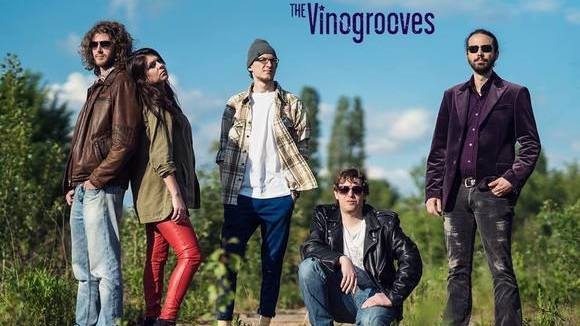 The Vinogrooves - Rock Classicrock Blues Blues Rock Live Act in Prague