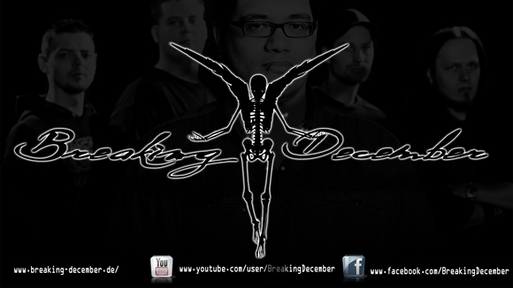 Breaking December - Metal Modern Prog Metal Melodic Death Metalcore Death Metal Live Act in Oldenburg