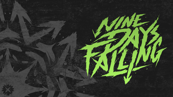 Nine Days Falling - post hardcore Metalcore Metal Alternative Metal Live Act in Landsberg