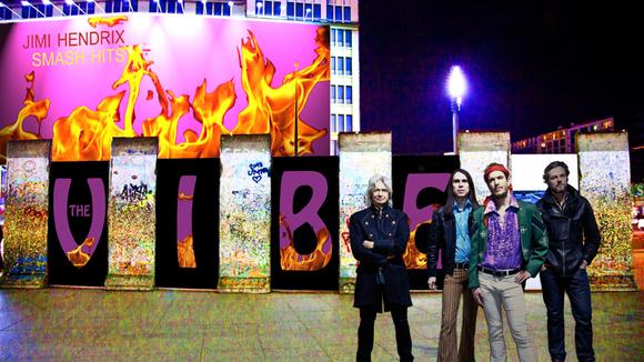 vibe - Psychedelic Rock Britpop Rock Cover Garage Rock Live Act in Berlin