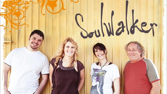 Soulwalker - Pop Singer/Songwriter Rock Live Act in Leipzig