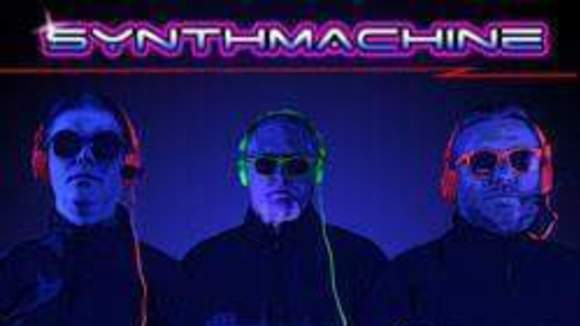Synthmachine - Synthiepop Cover Live Act in Rugby