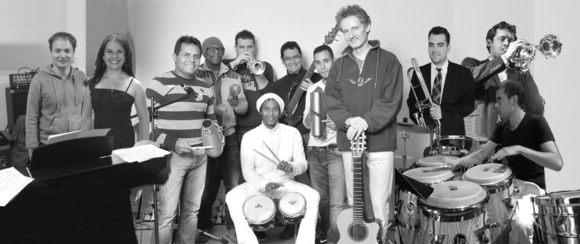 Casa Musica - Salsa Latin Live Act in Basel