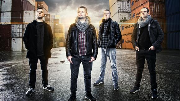 Existent - Rock Alternative Metal Punk Alternative Rock Live Act in Hamburg