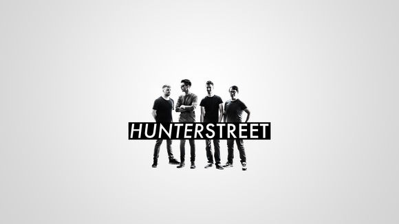 HunterStreet - Post-Punk New Wave Rock Alternative Rock Indie Live Act in Gent