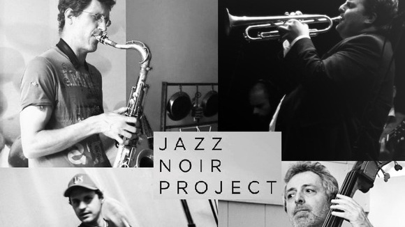 Jazz Noir Project - Jazz Live Act in Innsbruck