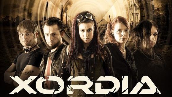 Xordia - Alternative Metal Metal Rock Electro Melodic Metal Live Act in Willisau