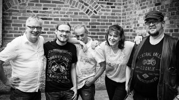 Salt`n Mokka - Party Blues Rock Soul Party Live Act in München