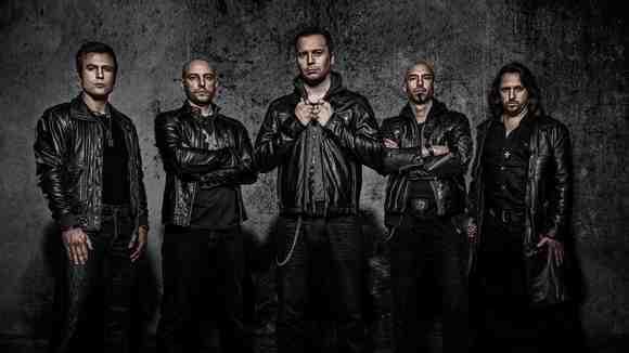Mercury Falling - Heavy Metal Rock Live Act in Fulda