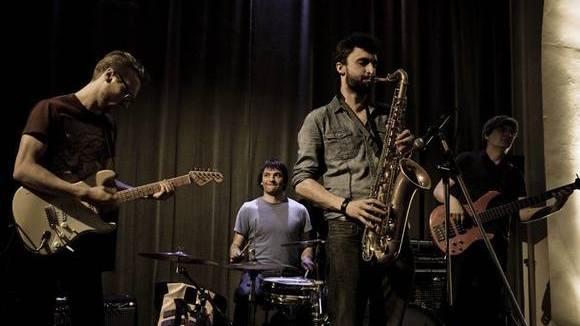 Stellar - Funk Instrumental Jazz Fusion Live Act in Berlin