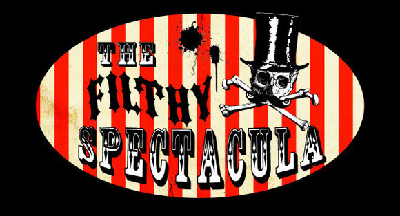 The Filthy Spectacula - Gothic Gothic Gypsy Dark Live Act in London