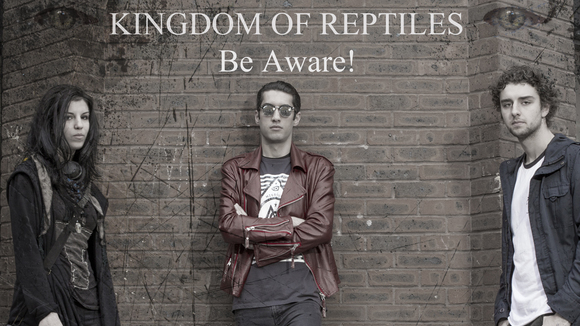 Kingdom Of Reptiles - Alternative Rock Punk Rock Garage Rock Live Act in London