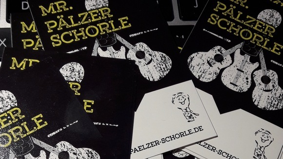 Mr. Pälzer Schorle - Rock Alternative Metal Volksmusik Garage Rock Mundart Live Act in Bad Dürkheim