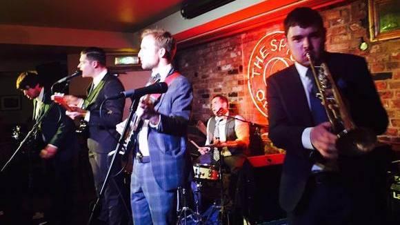 The Lucky Andersons - Indie Rock Ska Garage Rock Indie Live Act in Tunbridge Wells