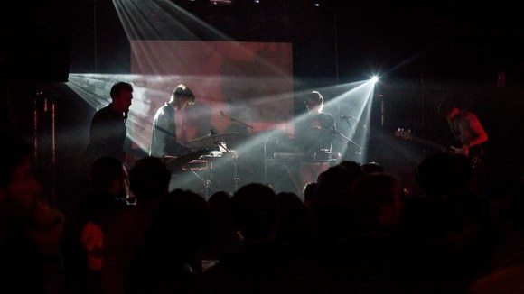 KANZI - Electronic Indie Live Act in BRIGHTON