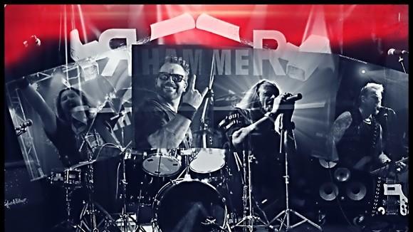RhammeR - Rock Hard Rock Metal Live Act in Langeln
