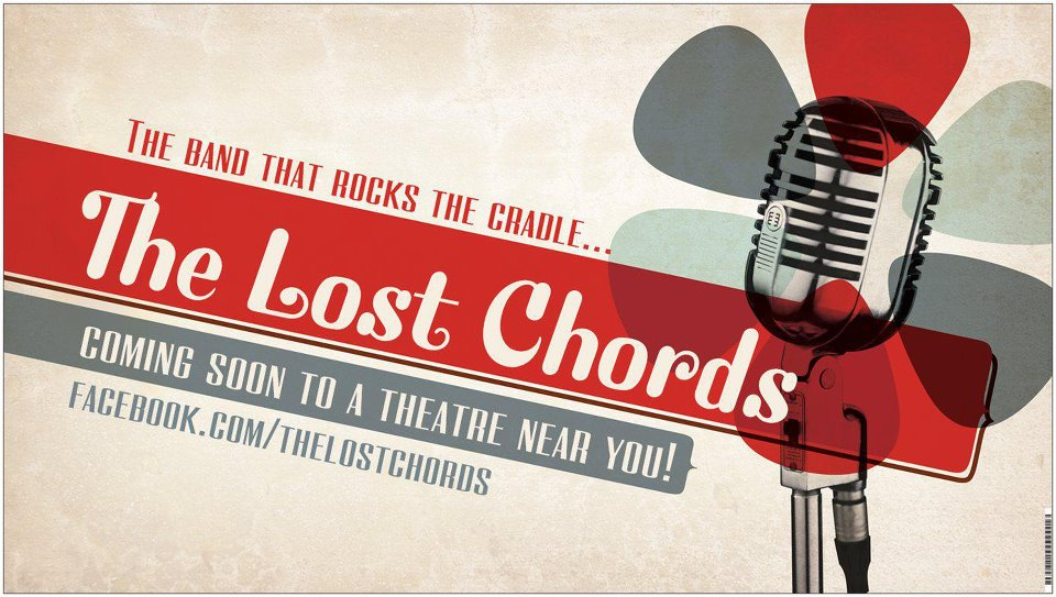 The Lost Chords Progressive Pop Live Act From Oosterhout Gigmit