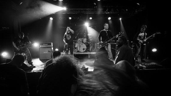 Voidcrew - Metal Punk Rock Live Act in Mössingen