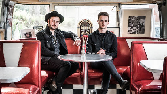 FOREIGN AFFAIRS  - Folk Rock Americana Alt-Country Indie Country Live Act in BRISTOL