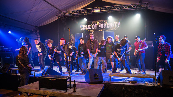 Call Of Insanity - Metal Metalcore Metal Alternative Metal Melodic Metalcore Live Act in Ehingen (Donau)