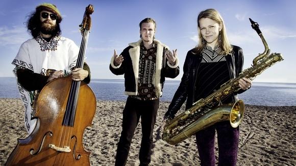 Mopo - Jazz Punk Live Act in Helsinki