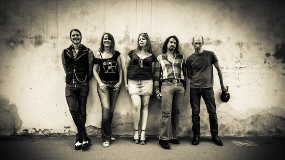 Susanne Plahl & The Lightning Rod - Blues Rock Blues Rock Soul Ballads Live Act in Wien