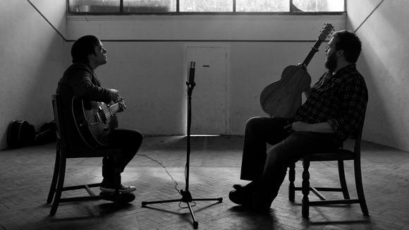 BenSmithandJimmyBrewer - Americana Folk Acoustic Pop Live Act in Cambridge