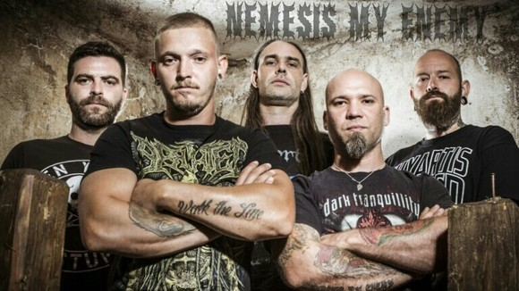 Nemesis My Enemy - Death/Thrash Live Act in Graz
