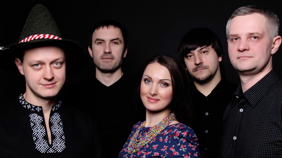Ban-Zhvirba - Folk Rock Live Act in Gomel