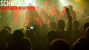 SCHWEBI.COM Newcomer Nights #08 // Hip Hop, Sprechgesang, Rap, Trap